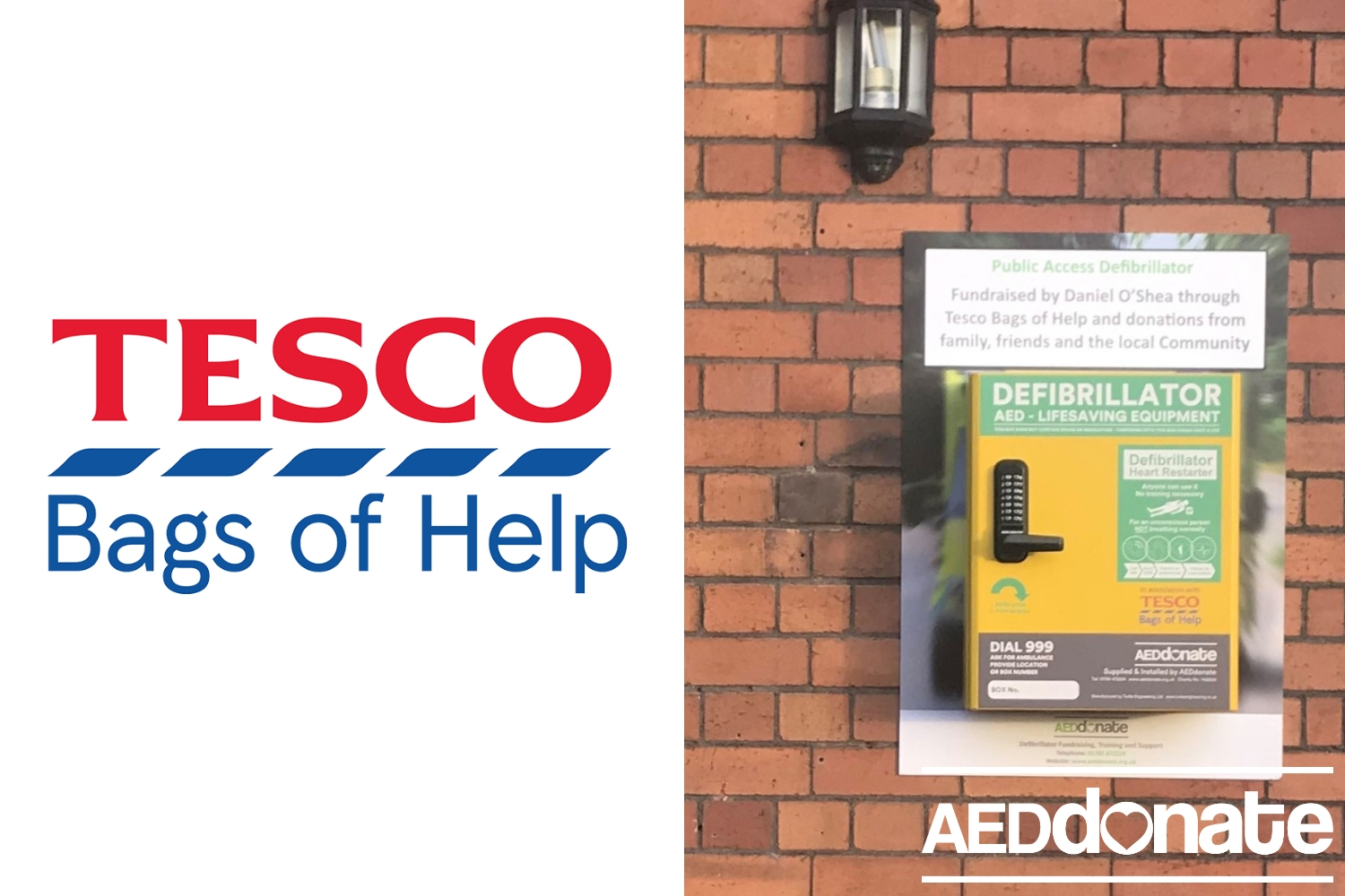 Brislington & St Anne's Conservative Club are equipped with a defibrillator