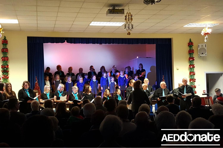 Walton Christmas Carol Concert