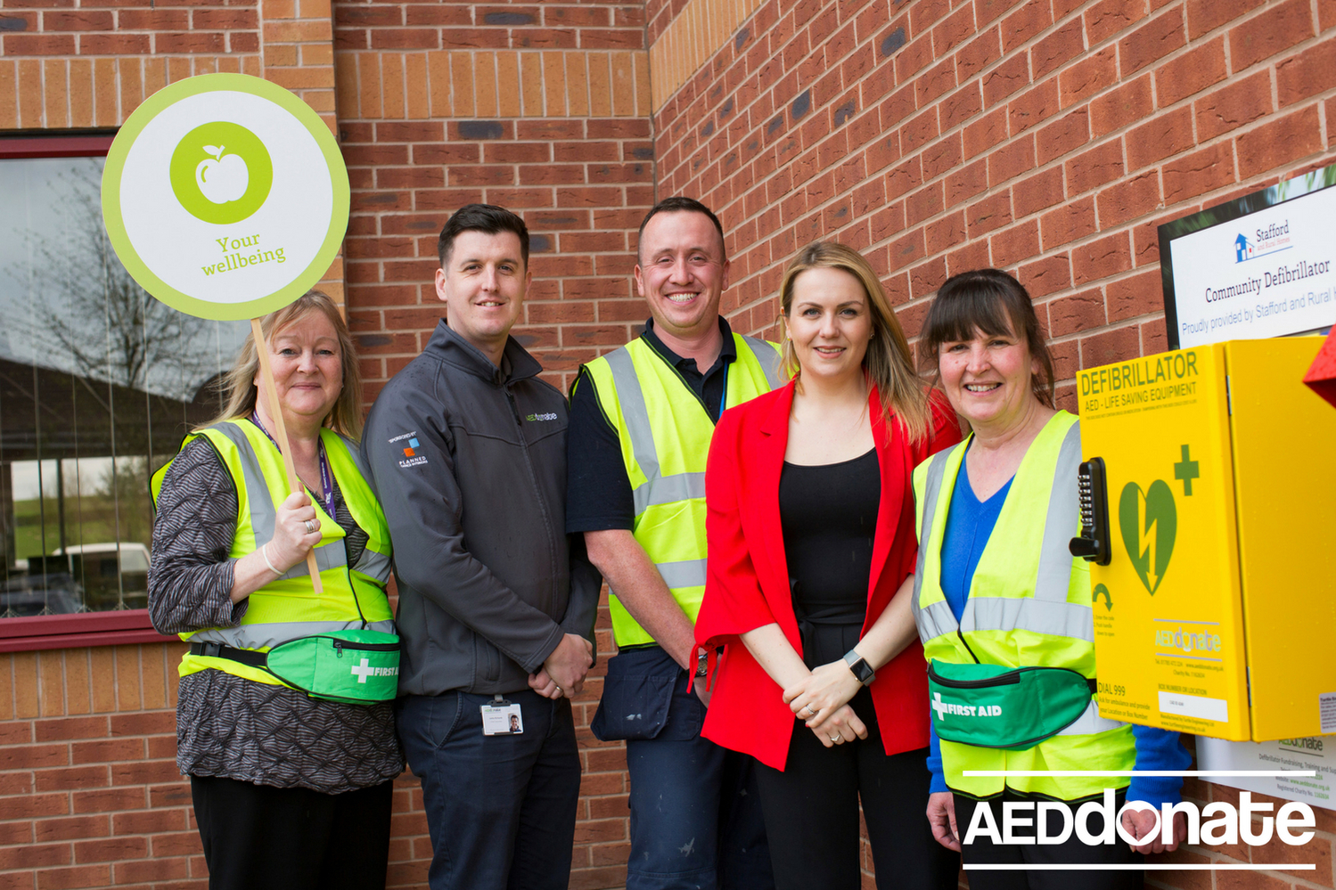 Stafford and Rural Homes installs life-saving technology