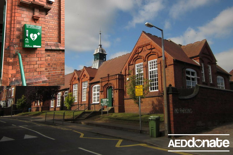 AED Update – Christchurch First School