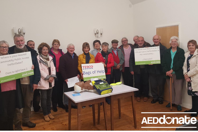 Uffington Village receive awareness training