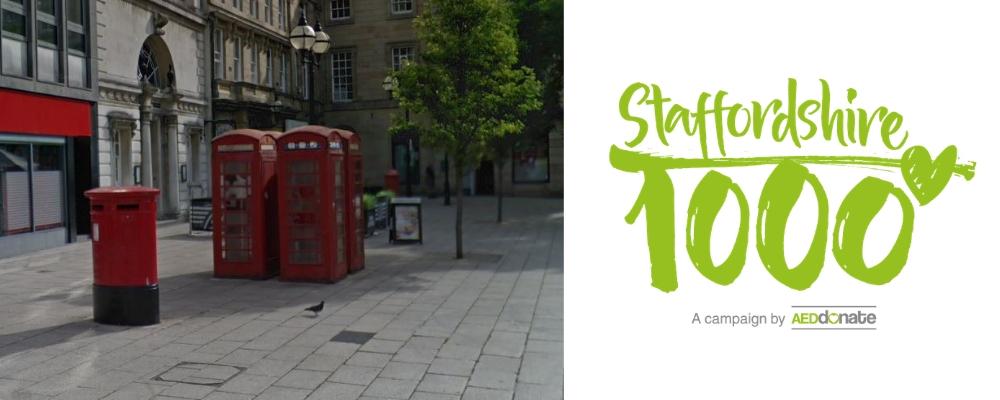 Stafford Telephone Box Appeal – S1K