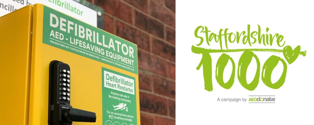 Defibrillator for The Star, Stone