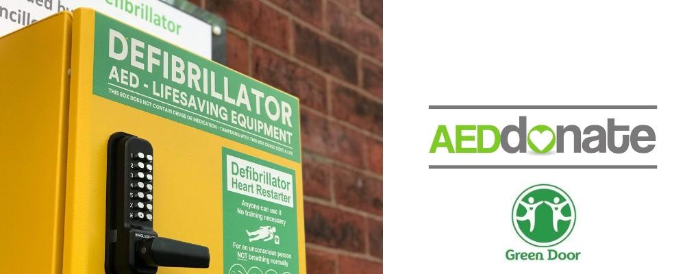 Green Door Westport Lake AED Campaign