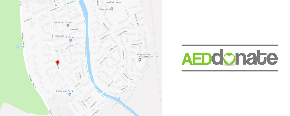 AED for Oldacres Road