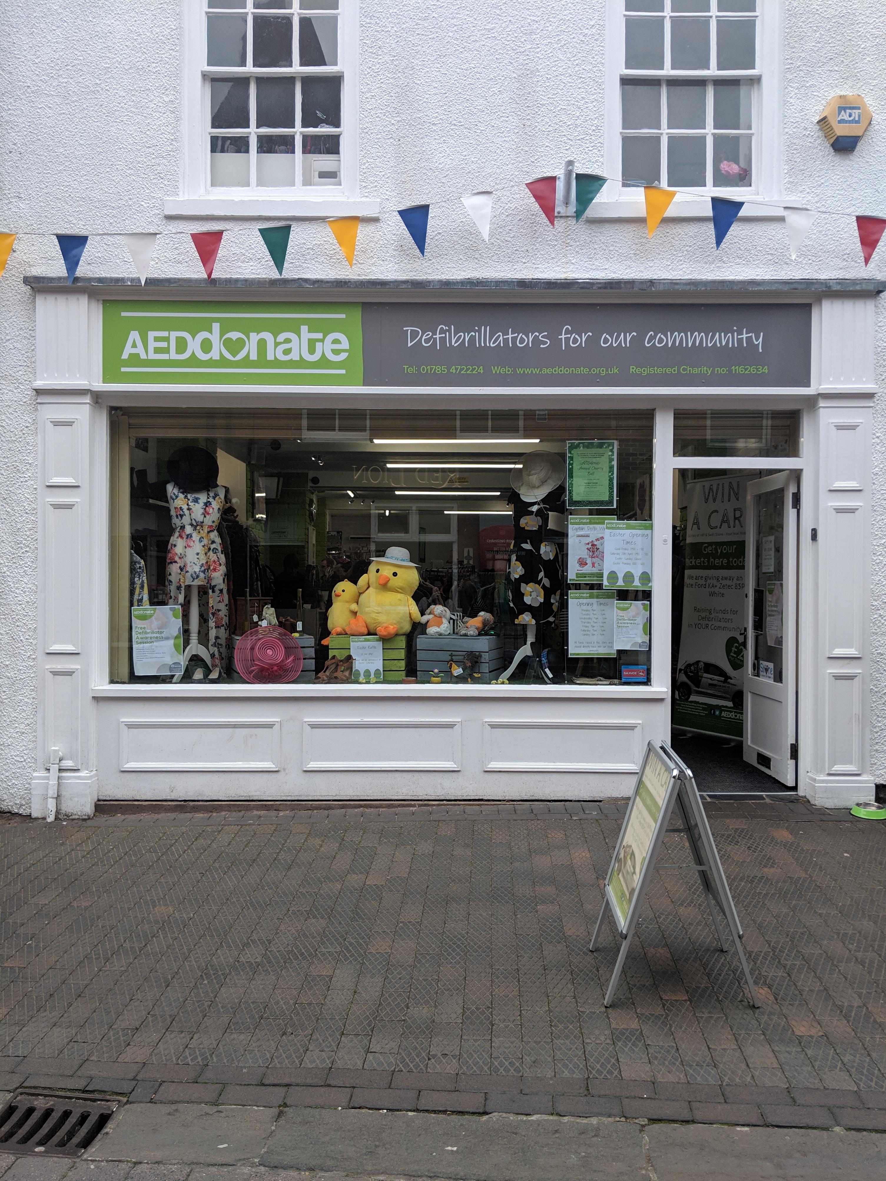 Portrait of Shop Team - Stone Store