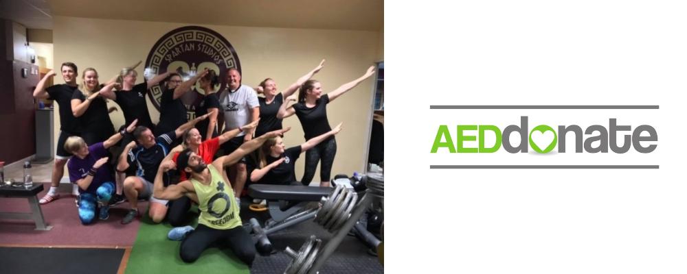 AED for Spartan Studios