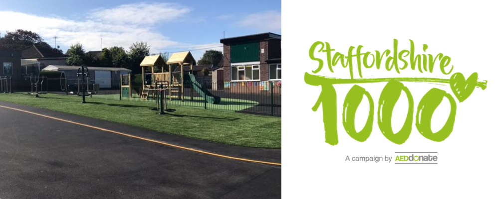 AED for Greenways Primary Academy – S1K