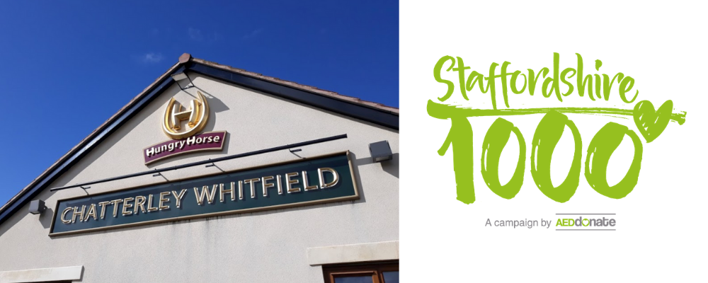 Chatterley Whitfield Pub, Stoke-on-Trent