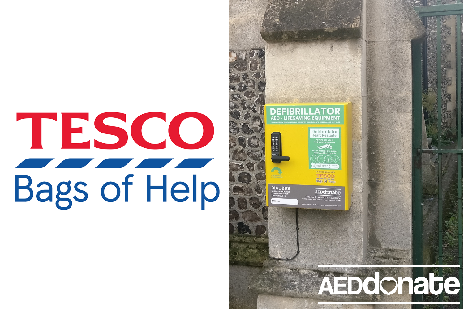 Defibrillator for Andover