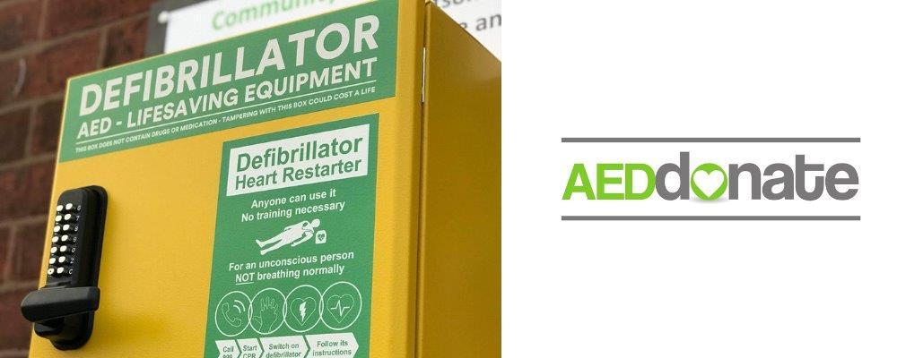 Defibrillator for Boothen & Oak Hill