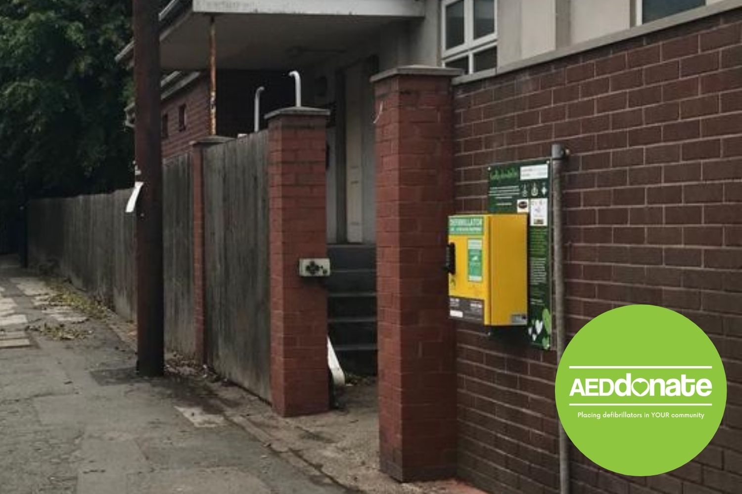 New Public Access Defibrillator Installed at Burton Leander Rowing Club, Burton upon Trent