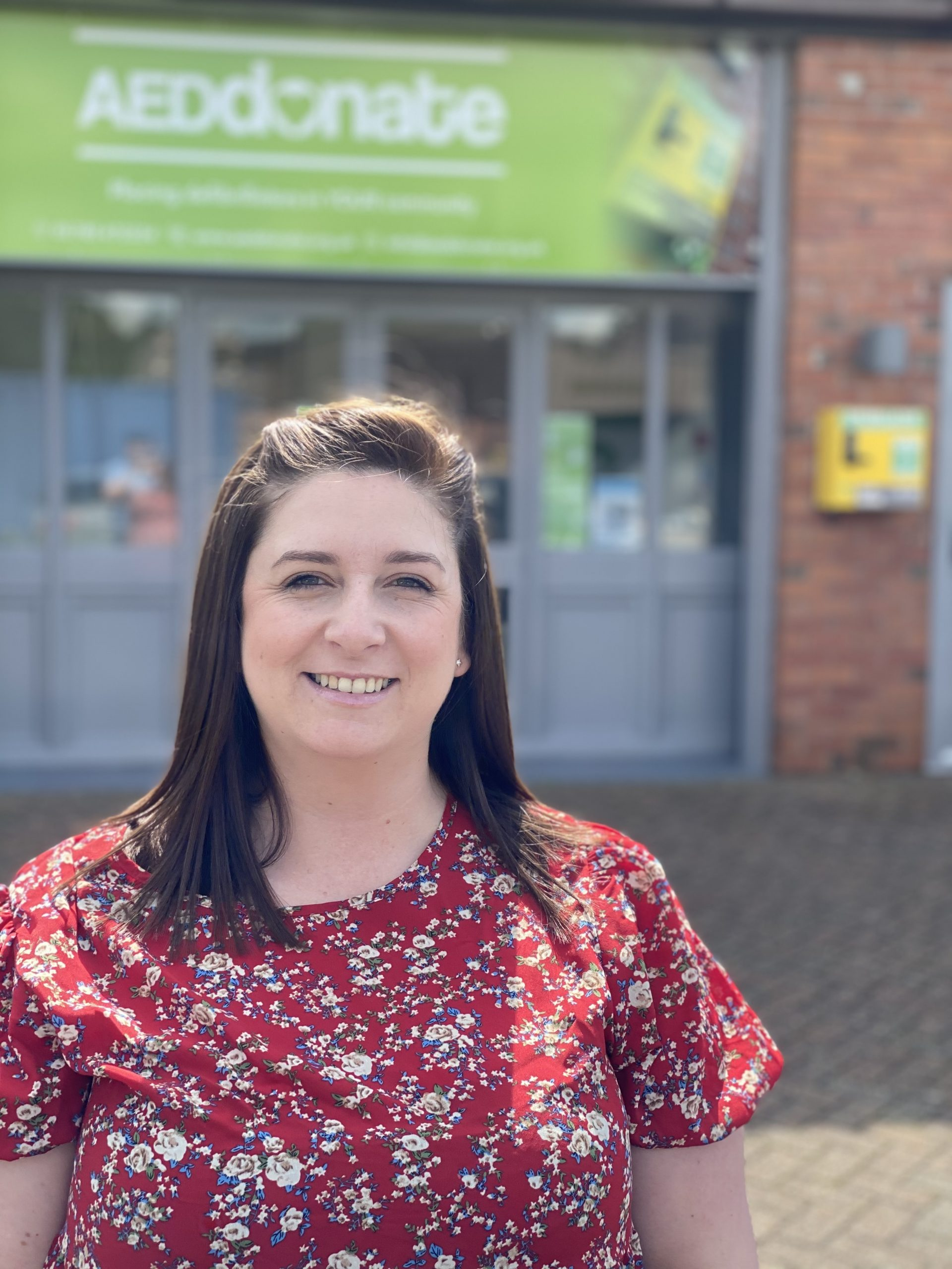 Portrait of Rachel Richards  - Head of Community & Retail