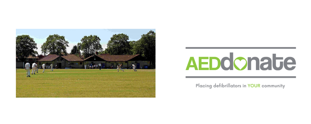 AED for Knowle Cricket Club