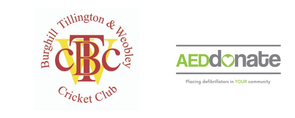 AED for Burghill Tillington & Weobley Cricket Club