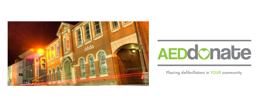 AED for Deda, Derby