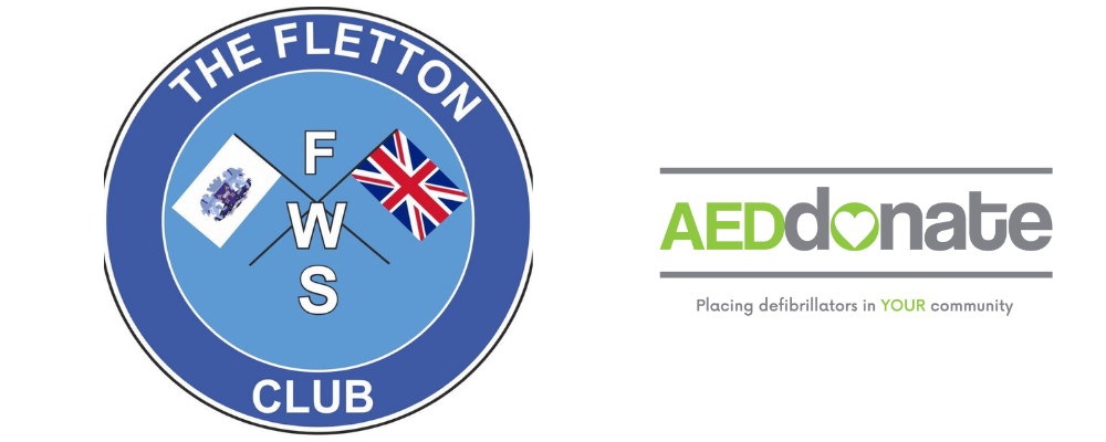 AED for Fletton Ex Servicemens Club