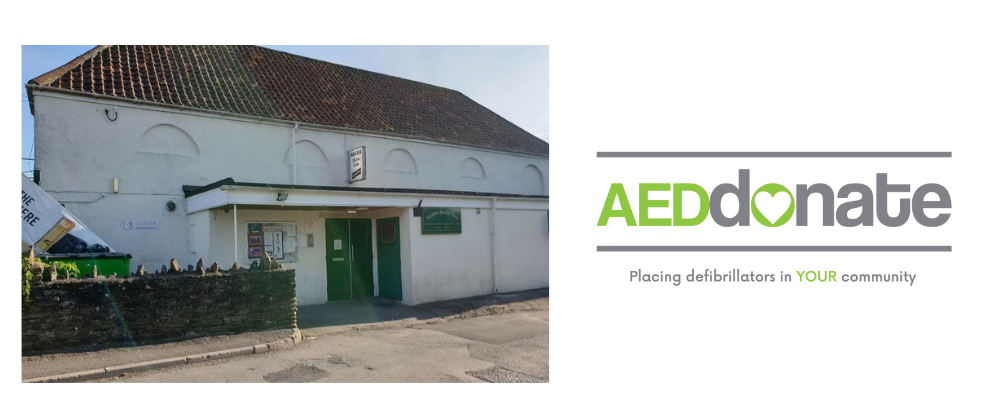 AED for Nailsea Social Club