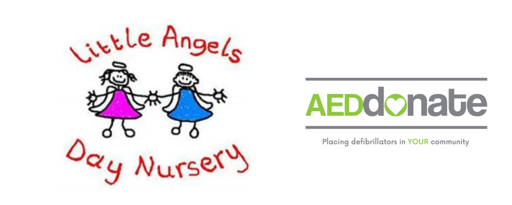 AED for Little Angels Nursery